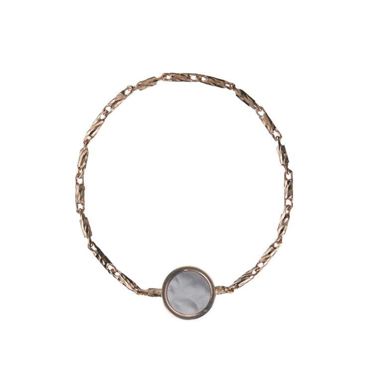 韩际新世界网上免税店-XTE-首饰-Arco_White_Ring55mm 戒指