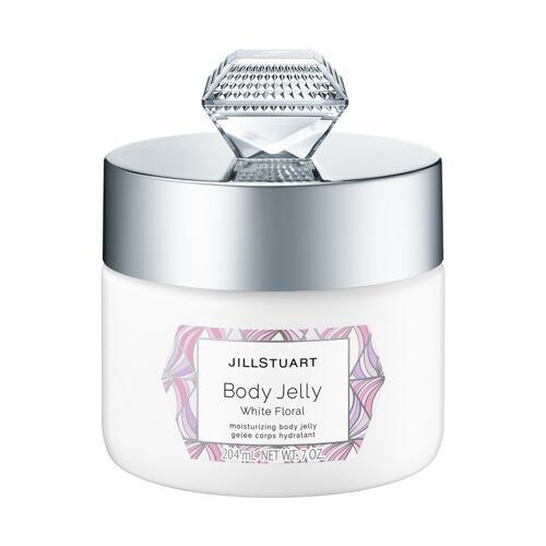 韩际新世界网上免税店-吉尔斯图尔特(COS)--Body Jelly White Floral 身体啫喱霜 200g