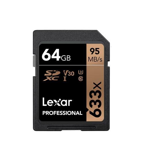 신세계인터넷면세점-렉사-CameraAcc-SD카드 633배속 64GB