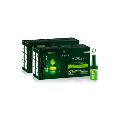 韩际新世界网上免税店-馥绿德雅--Triphasic ATP Professional (8x5.5ml)_duo 护发安瓶 2件套装