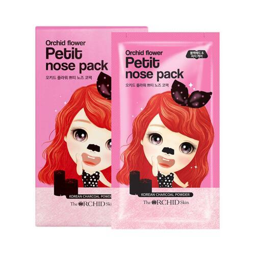 신세계인터넷면세점-디오키드스킨-Face Masks & Treatments-플라워 쁘띠 노즈 코팩 10매입