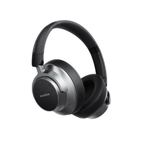 韩际新世界网上免税店-ANKER-EARPHONE_HEADPHONE-Space NC Wireless Headphones Black 蓝牙耳麦