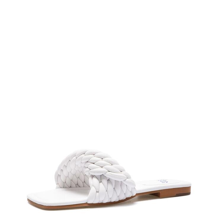 韩际新世界网上免税店-suecommabonnie-鞋-DG2AM21014WHT 375 (245)