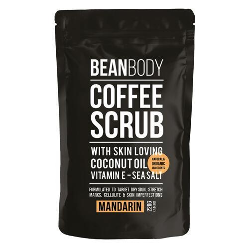 신세계인터넷면세점-빈 바디-Shower-Bath-COFFEE SCRUB MANDARIN 220g