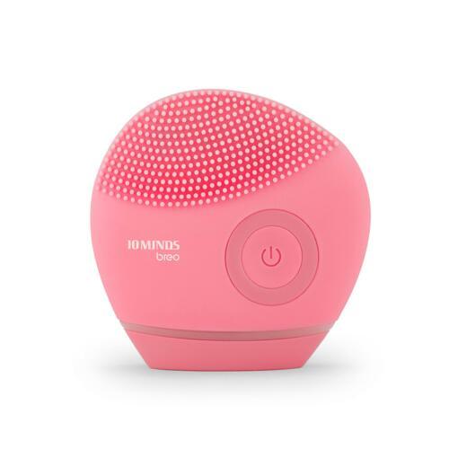 韩际新世界网上免税店-BREO-Healthcare-AQUA CLEANSER 洁面仪 粉红色