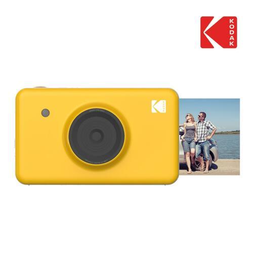 韩际新世界网上免税店-KODAK-INSTANT CAMERA-MS-210 Yellow 拍立得相机
