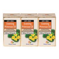 신세계인터넷면세점-네이쳐스 훼밀리-Supplements-Etc-[유통기한2022-03]EVENING PRIMROSE OIL 1000MG 120 CAPS X 3