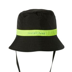 韩际新世界网上免税店-INSTANTFUNK-时尚配饰-Color mix bucket hat - Black F
