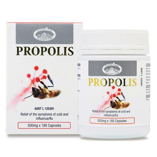 신세계인터넷면세점-네이쳐스탑-Propolis-PROPOLIS Capsule(프로폴리스정) 500mg x 180캡슐