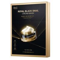 韩际新世界网上免税店-Dr.G--ROYAL BLACK SNAIL CREAM MASK 面膜 5P