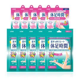 [유통기한임박2021-09]cooling sheet 6p*5pack+heel sheet 4p*5pack