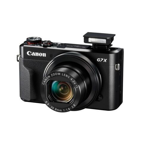 韩际新世界网上免税店-佳能-COMPACT CAMERA-PS G7 X MK II