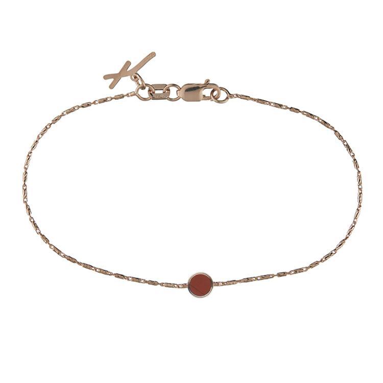 韩际新世界网上免税店-XTE-首饰-Arco_Red_Bracelet 手链