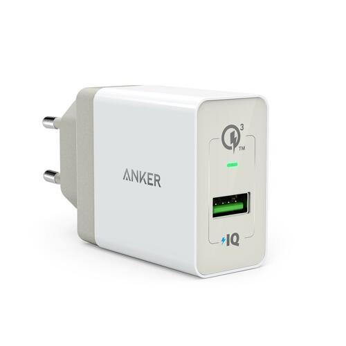 신세계인터넷면세점-앤커-Usb-앤커 파워포트 플러스 퀵차지 3.0 프리미엄 USB 고속충전 어댑