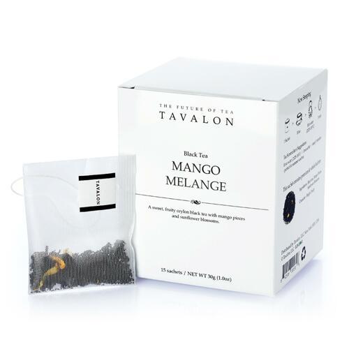 韩际新世界网上免税店-TAVALON-TEA-MANGO MELANGE 茶 15包