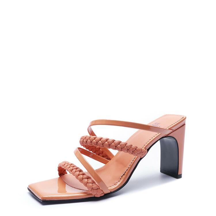 韩际新世界网上免税店-suecommabonnie-鞋-DG2AM21016ORE 380 (250)