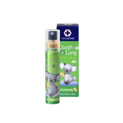 신세계인터넷면세점-닥터 내츄럴-ProteinPowder-기침 & 폐 스프레이 레몬맛 25ml (기침완화, 폐 건강)