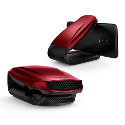 韩际新世界网上免税店-SPIGEN-SMART DEVICE ACC-Turbulence 车辆用手机支架 Ruby red