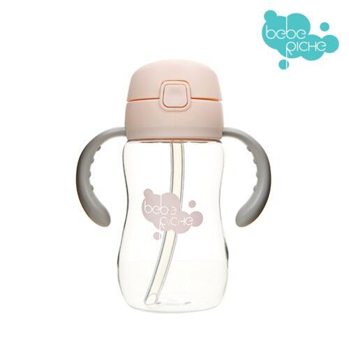 신세계인터넷면세점-아가방-BABY FEEDING-베베리쉬 트라이탄빨대컵 360ml 핑크