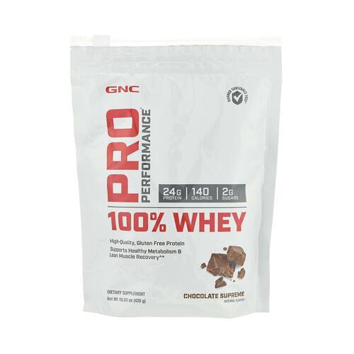 신세계인터넷면세점-지엔씨-ProteinPowder-[유통기한22.01.31]GNC Pro Performance 100% Whey - Choco