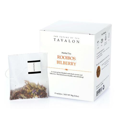 韩际新世界网上免税店-TAVALON-TEA-ROOIBOS BILBERRY 茶 15包