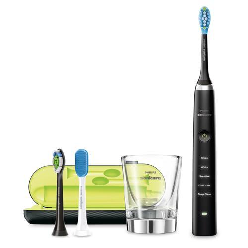 신세계인터넷면세점-필립스-Toothbrush-다이아몬드클린딥클린에디션블랙HX9315/08