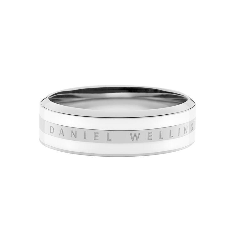 신세계인터넷면세점-다니엘웰링턴--Emalie Ring Satin White S 48
