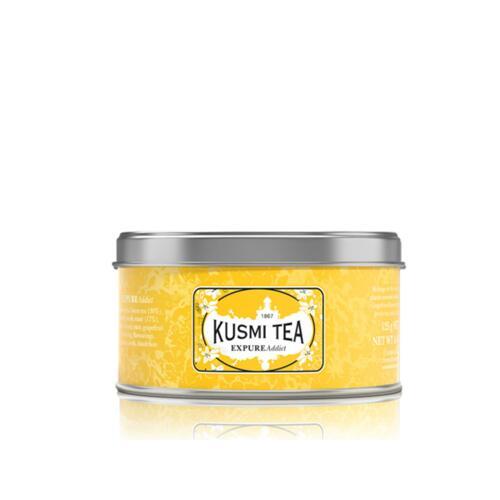 韩际新世界网上免税店-KUSMI TEA-TEA-EXPURE ADDICT - METAL TIN 125g 茶