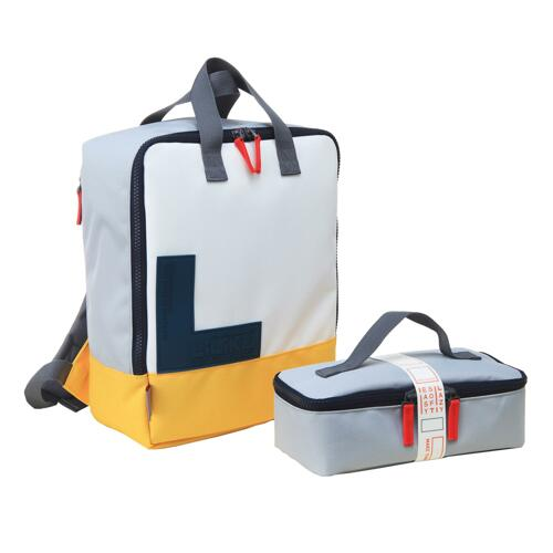 신세계인터넷면세점-릴리쿠-BABY ETC-RGB BackPack with lunchbag Yellow