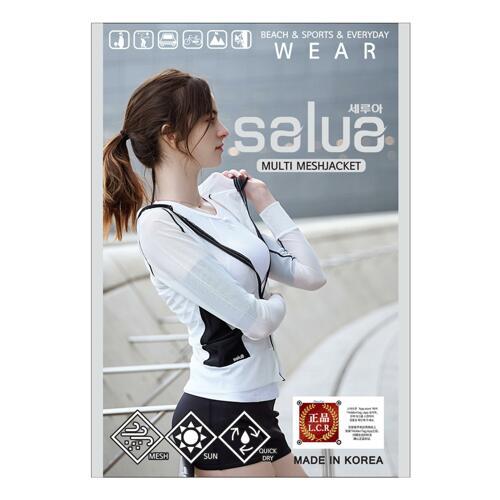MULTI COOL JACKET 防晒上衣 M (44 ~ 55 size)