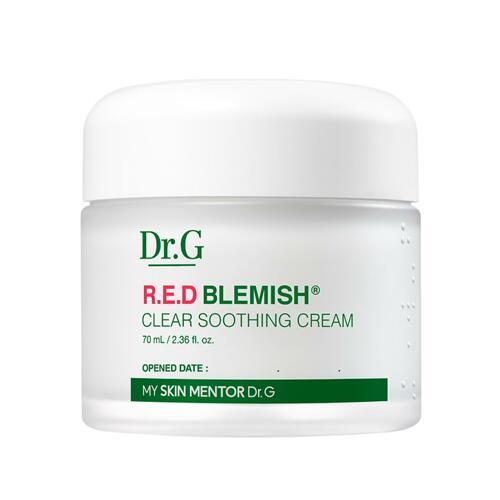 韩际新世界网上免税店-Dr.G-基础护肤-RED BLEMISH CLEAR SOOTHING CREAM 面霜 70ml