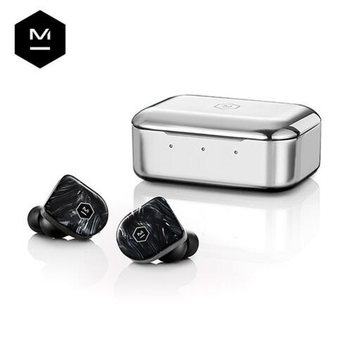 韩际新世界网上免税店-MASTER&DYNAMIC-EARPHONE_HEADPHONE-MW07 PLUS True 蓝牙无线耳机 Black Quartz