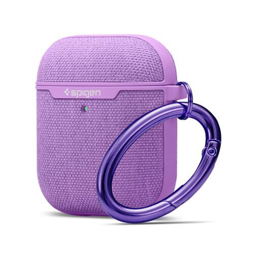 韩际新世界网上免税店-SPIGEN-SMART DEVICE ACC-Airpods 钥匙扣织物盒 urban fit 紫色