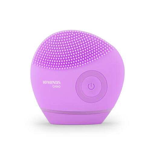 韩际新世界网上免税店-BREO-Healthcare-AQUA CLEANSER 洁面仪 紫色