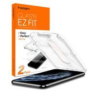 韩际新世界网上免税店-SPIGEN-SMART DEVICE ACC-苹果11PRO MAX 强化玻璃  GlastRslim EZ Fit 液晶保护膜