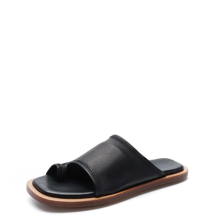 韩际新世界网上免税店-suecommabonnie-鞋-DG2AM21009BLK 365 (235)