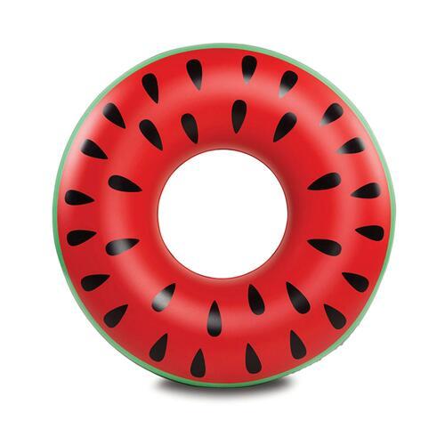 韩际新世界网上免税店-BIG MOUTH-运动休闲-giant watermelon pool float 游泳圈