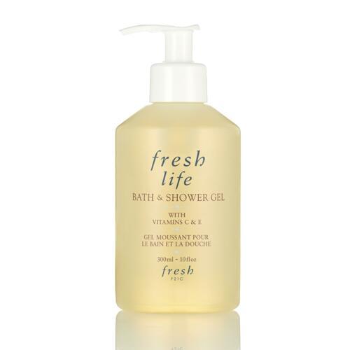 신세계인터넷면세점-프레쉬-Shower-Bath-Fresh Life Bath & Shower Gel 300ml