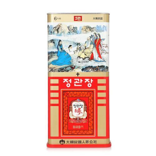 韩际新世界网上免税店-正官庄-GINSENG-地参 10支 600g