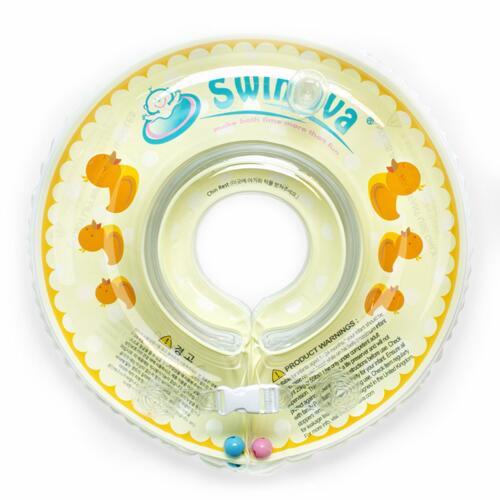 韩际新世界网上免税店-SWIMAVA-BABY ETC-Swimava Starterring Ducky 游泳颈圈