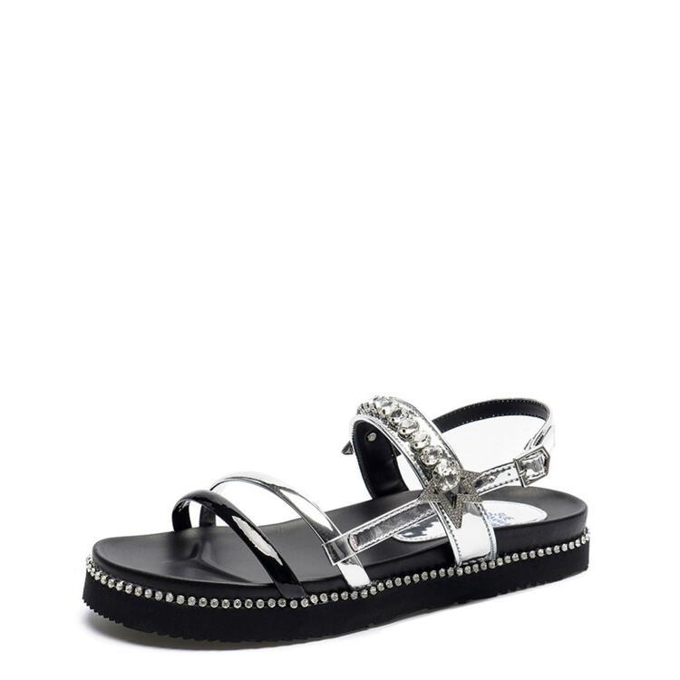 韩际新世界网上免税店-suecommabonnie-鞋-DG2AM21022SVX 365 (235)