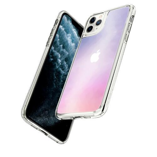 韩际新世界网上免税店-SPIGEN-SMART DEVICE ACC-苹果11 PRO MAX 手机壳 CRYSTAL HYBRID QUARTZ