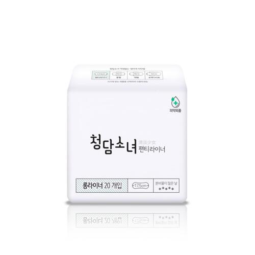 韩际新世界网上免税店-CHUNGDAM SONYEO--卫生巾套装 [卫生护垫6包]