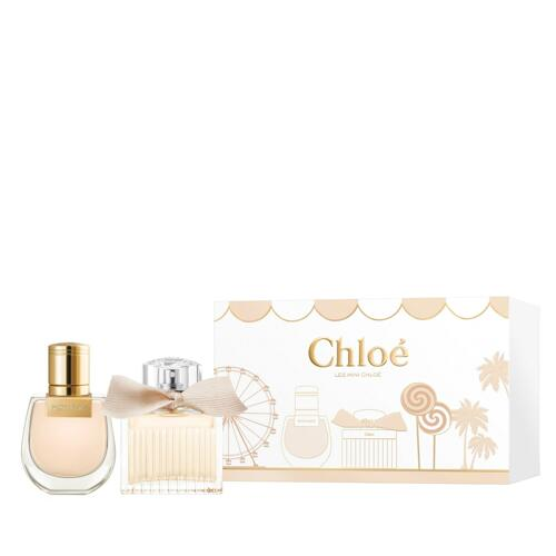 韩际新世界网上免税店-蔻依--Chloe Duo Signature 20ml+Nomade 20ml Set 香水套装