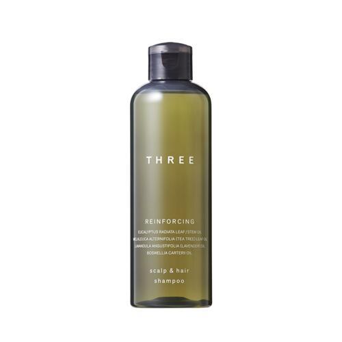 韩际新世界网上免税店-THREE--Scalp & Hair Reinforcing Shampoo R 250ml 洗发水
