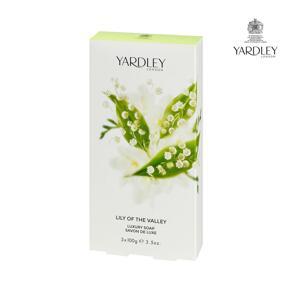 [유통기한2022-01]LILY OF THE VALLEY SOAP 3SET