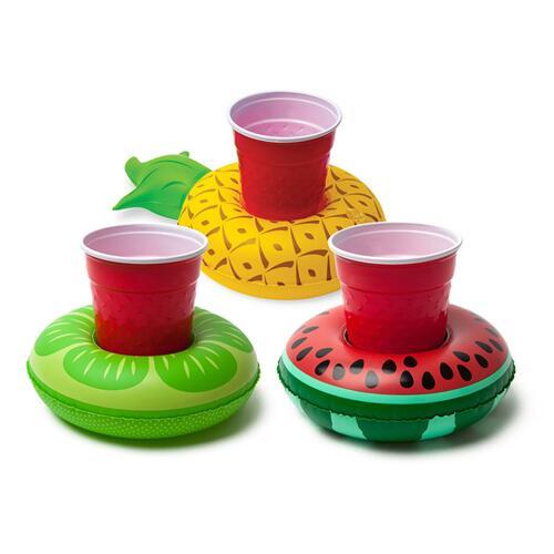 韩际新世界网上免税店-BIG MOUTH-运动休闲-tropical fruits beverage boats 充气饮料杯托