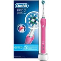 신세계인터넷면세점-오랄비-Toothbrush-오랄비 크로스 액션 2000N(핑크)