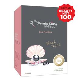 [유통기한임박2021-12]Black pearl mask pack 23g