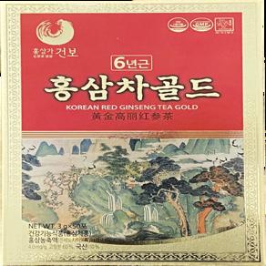 홍삼차골드 3g*50포